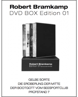 ROBERT BRAMKAMP Edition 01 (DVD 4ER BOX, PAL)